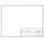 "Drafting Vellum Title Block 11"" x 17"" Pack of 100 Sheets,ClearPrint 1000H Drafting Vellum,Package of 100 Sheets 11 x 17 in. ...,ClearPrint,Package of 100 Sheets,24 in. x 36 in,Clearprint Vellum,Alvaline,1000H Clearprint 24 x 36,CPR-10201528,1020"