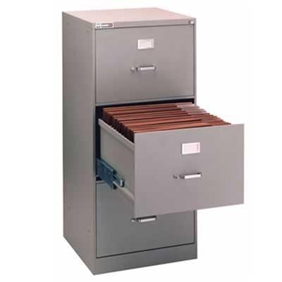 Ulrich 1175 Drawerfile 3 Drawers 12x18 Bulk Storage With