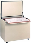 "Ulrich Planfile 2 EC4836 - Non-Insulated (for 36"" x 48"" documents),The Planfile 2,Ulrich Planfile,Ulrich Planfile,Model 4836,EC4836,Plan File,Ultima Planfile 48"" x 36"",Documents,Safco Ultima-file,Safco Ultima,Ulrich Planfile EC4836"