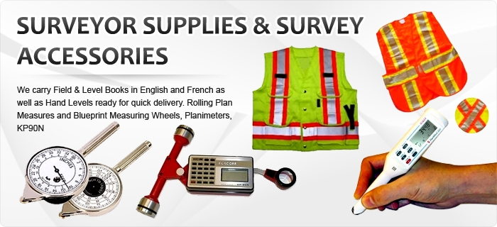 Land Surveying Equipment Surveying Supplies Professional