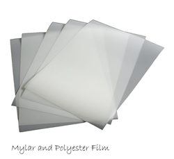 Drafting Polyester Film 3 Mil Double Matte Mylar 11 Quot X 17