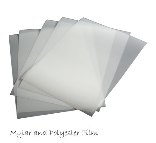 Drafting Polyester Film 3 Mil Double Matte Mylar 18 Quot X 24