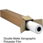 "Double Matte Xerographic, Laser/Copier Film .003 mil. 36"" X 50 yards,polyester film,drafting film,mylar sheet,mylar film sheets,premium matte,mylar roll,mylar rolls,polyester film sheets,mylar film rolls,mylar film roll,mylar polyester film"