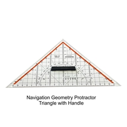 Professional Geometry Set Square,Drawing Triangle with Grip Handle Metric 250mm,Professional Geometry Set Square,Drawing Triangle with handle,drafting triangle, set square triangle,Rotring Centro Large Geometry Set Square with Handle,Pico D1054