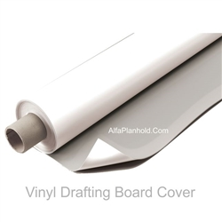"Alvin Vinyl Drafting Board Cover VYCO Gray/White Board Cover 37.5"" x 10yd Roll,PiCo 5-Ply 37.5"" x 10 Yd Roll,Green/Cream,PiCo Ply board cover,vyco vinyl board cover,borco vinyl board cover,Vyco Vinyl Board Cover,Sheets Vyco,vinyl board cover sheets"