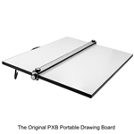"Portable Parallel Straightedge Board 16"" x 21"",Alvin PXB Portable Parallel Straightedge Board 18"" x 24"",Portable Drafting Boards,Pro-Draft Adjustable Parallel StraightEdge Board ,Alvin PXB,Portable Parallel Straightedge Board,Portable DRAWING BOARD"