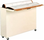 "Ulrich Planfiling Cadfile PF500 (for 24"" x 36"" documents),The Cadnfile,Ulrich Cadfile,24 x 36 plan file,24 x 36 flat file alternative,saf4994 alternative,Art Poster Storage,Large Print Storage,Large Canvas Storage,Ulrich Cadfile PF500 ES480"