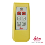 Leica 746157 IR Remote Control for Piper Series Pipe Lasers