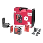 Leica 864431 Lino L2P5 Point and Line Laser,Self Leveling,Leica Geosystems Lino P5 5-Beam Point Red Dot Laser 864427