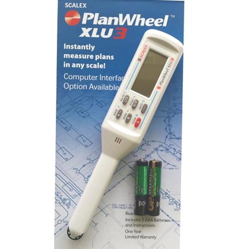 Scalex Planwheel Xlu 3 Distance Measuring Tool 00553