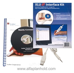 Scalex PlanWheel XLU 2 Interface Kit - 2550,Scalex PlanWheel XLU 2 Interface Kit,Scalex 2550,Scalex interface,Scalex planwheel ,Scalex 2001,Scalex PlanWheel XLU 2 interface,Scale Master Classic,Plan Measurer,Scale Master Classic