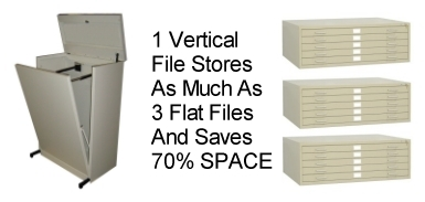 Masterfile 2 high density filing system masterfile 4 cabinet high density vertical cabinet for blueprint storage high density blueprint storage solution allows for quick and easy document retrieval and storage while malvernweather Images